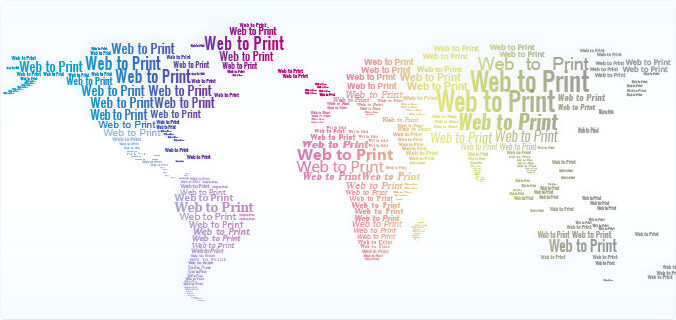 Cater to the Whole World with Web-To-Print Technology