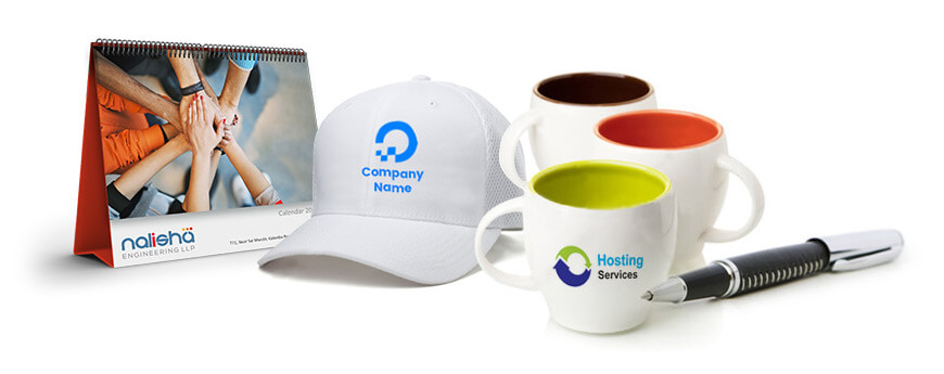 Customized Printing on Key chains, Mugs, T-shirts, Banners