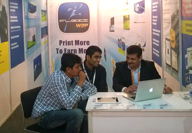 Flexi Web To Print at event in Greater Noida, Delhi