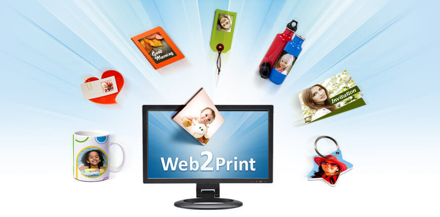 Web To Print Storefront Products